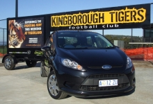 Kingborough Tigers 1