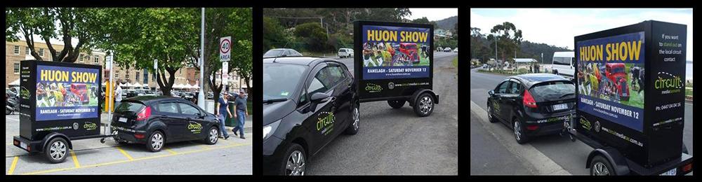 huon show webshots